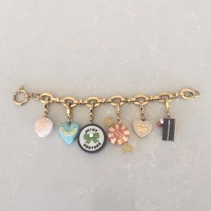 Juicy Couture girls Charm Bracelet